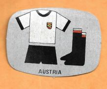 Austria Team Kit (WC82)